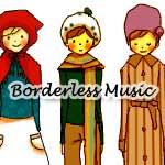 Borderless music 本体へ