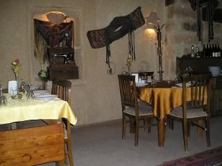ウルギュップのレストラン