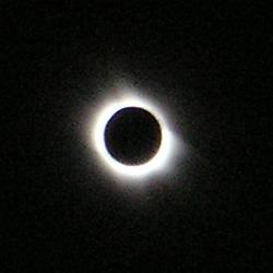 皆既日食 in カッパドキア3
