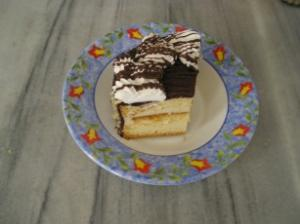 トルコのケーキ