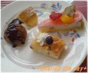 デザートのケーキいろいろ060908