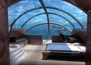海底ホテル「ポセイドン」☆