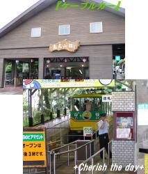 高尾山ケーブルカー☆