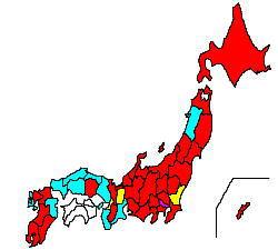 経県値&経県マップ☆