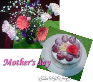 母の日☆070513