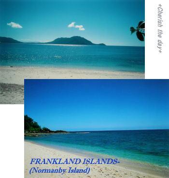 ノーマンビー島①