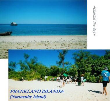 ノーマンビー島②