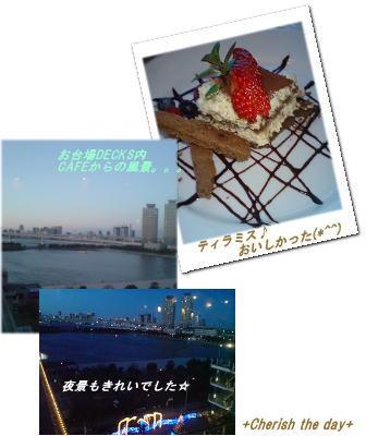 CAFEからの景色☆070108
