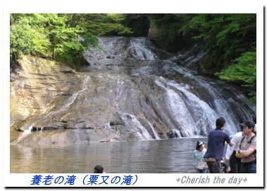 養老の滝☆