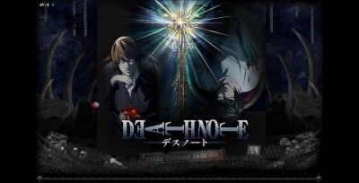 デスノートアニメ公式サイト