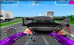 Redline Rumble Racing Game
