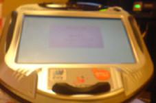CyberDAM BBのリモコン