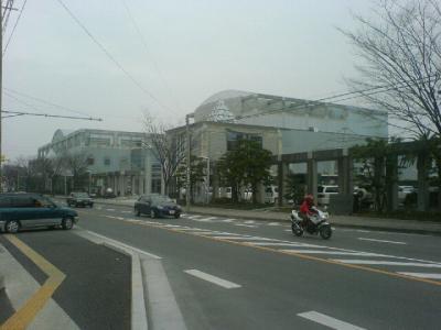市営図書館