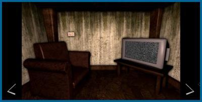Strange Livingroom