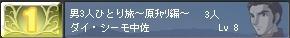 びっくりのTVP1位!