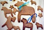ダーラナホースのクッキー