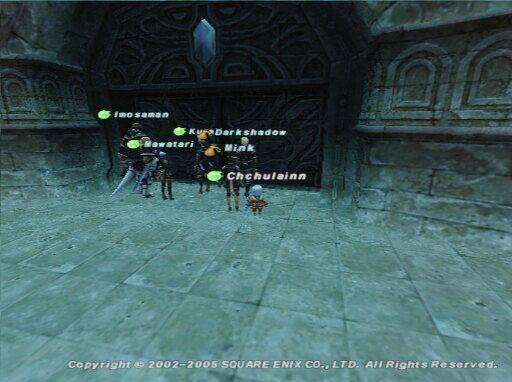以前も見た Avatar Gate って、霊獣達の扉なのか・・・