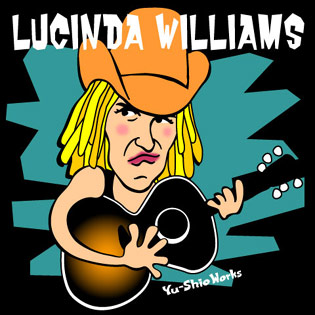 Lucinda Willams