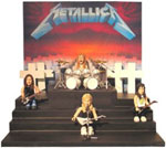 Smiti Playsets: Metallica (Master Of Puppets)