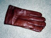 オークションで見つけたイタリア製手袋