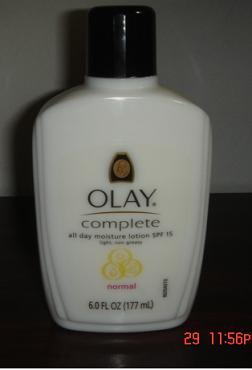 Olayの保湿クリーム