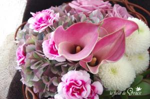 リースの花束2
