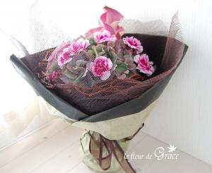 リースの花束3