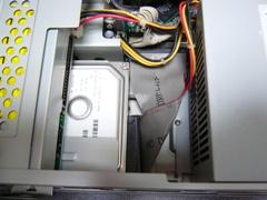 コイツが内蔵HDD