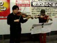 ヴァイオリンでファミコン音楽をコピー