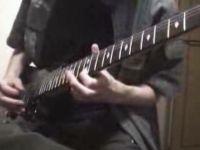 FCイーアルカンフーをギターでコピー