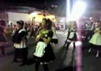 メイドの盆踊り