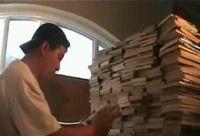 マンガを一年間読み続ける