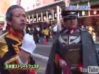 日本橋ストリートフェスタのTV報道
