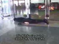 プレステ2のコスプレ映像