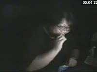 ネットゲーム依存症の男