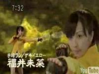 スーパー戦隊ヒロイン大集合[1975-2007]