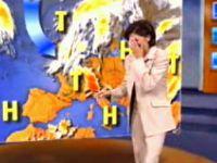 何故か爆笑過ぎの天気予報