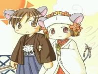 声優若本規夫による日本の昔話『ねずみの嫁入り』