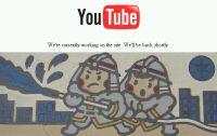 YouTubeアクセス禁止?