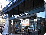 Blenz Coffee Hastings x Richards