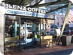 BLENZ Coffee Robson x Burrard