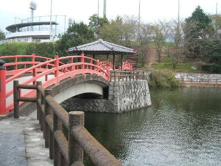 みやびな赤橋