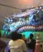 大蛇。<伊賀和志>