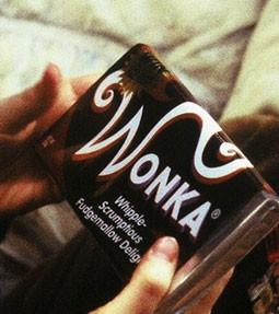 WONKAチョコレート
