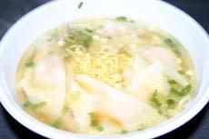 GooTa 海老雲呑麺
