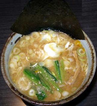 ぶっこ麺 釜タレ