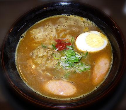 カレーら麺