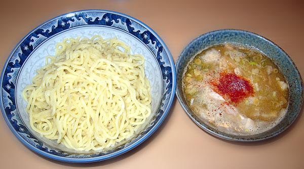 つけ麺味玉