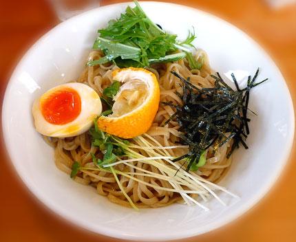 柚子白湯麺