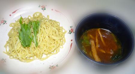 NISSINつけ麺